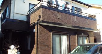 埼玉県さいたま市O様邸外壁屋根塗装の施工後